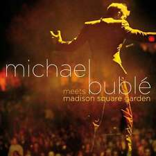Meets Madison Square Garden (cd+dvd) - Michael Buble' WARNER BROS