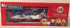 LGB 43916 Peanuts / Snoopy Christmas Car New in Box NIB