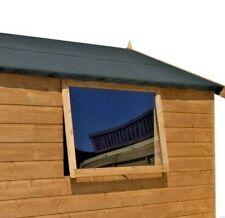 Remplacement Acrylique Transparent perspex Abri Windows Serre Vitrage Maison Été