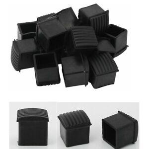 16 Pcs Non-slip Furniture Pads Chair Leg Caps Table Foot Covers Floor Protectors