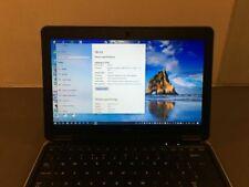"""Dell Latitude E7240 i7-4600U 2.10, Win 10 Pro, 2019 12.5"""" FHD 128 M Office SSD"""