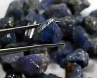 Details about  /12.40 Cts Natural Blue Translucent Tanzanite Loose Gemstone Mineral Rough