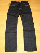 LEVI´S Herren Jeans 506 standard straight stretch W27 L32 dark  27/32 NEU Levis