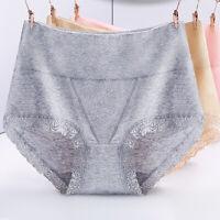 Sexy Women Lace Underpants Lingerie Briefs Underwear Solid Panties Underpants