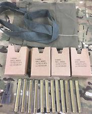 USGI Repack Kit 5.56 Stripper Clips Bandolier , Cardboard Inserts , Guide