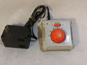 BACHMANN HO & N SCALE 46605 & AC1601000 POWER SUPPLY & CONTROLLER