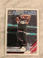 2019-20 Donruss Optic Lebron James All-Star #11 Lakers