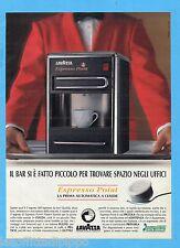 QUATTROR993-PUBBLICITA'/ADVERTISING-1993- LAVAZZA - ESPRESSO POINT