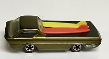 Olive Deora Hot Wheels Redline 25th Anniversary Series #2 w/ Boards