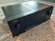 Denon AVR-X3300W 7.2 Channel Full 4K Ultra HD Network A/V Receiver with Wi-Fi