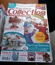 Cross Stitch Collection Magazine December 2014 Issue 243 (new)
