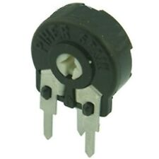 5x parage Piher PT10 LV potentiomètre 5m vertical résistance variable prédéfinie