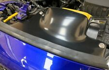 Ford Fiesta Mk7.5 Fiesta ST180 Slam Panel Covers 13-18 Raw Plastic For Painting