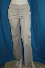 KOOKAI Taille 36 US 4 Superbe pantalon écru beige clair  femme coton trousers