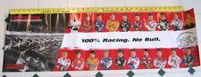 Winston Cup 1998 Allstar Race Poster Dale Earnhardt Sr Charlotte Motor Speedway