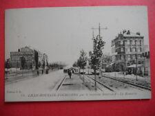 LILLE-ROUBAIX-TOURCOING :  Par le Nouveau Boulevard  -  Le Romarin.