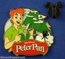 Peter Pan Tinker Bell Neverland Walt's Classic Le-1000 Oc # 71263