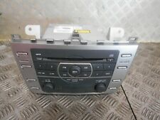 2008-2012 MAZDA 6 CD RADIO MPS PLAYER HEAD UNIT WITH MP3 GS1D669ROA CQ-MM4770AT