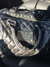MANGO MNG bowling Bag Leather Vintage Sport Shoulder Crossbody Handbag