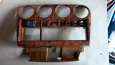 PANEL, heater controls, switches, stereo surround Wood effect Omega B #2