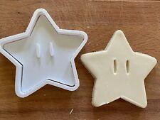 Mario Bros Star Cookie Cutter