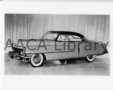 1950 Cadillac Series 61 Coupe at Auto Show, Factory Photo (Ref. #30181)