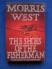 The Shoes of the Fisherman SIGNED by MORRIS L. WEST
