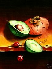 Lee CHRISTOPHERSON Persimmon Giclee Fine Art Print A/P