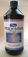 Poly-MVA Dietary Supplement 8 fl (230 ml) - 236 mls