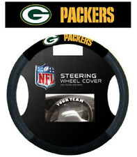 Green Bay Packers Mesh Steering Wheel Cover [NEW] GB NFL Car Auto CDG