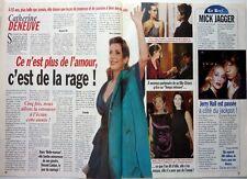 1999: CATHERINE DENEUVE_GUY BEART_LAURENT GERRA_RAINIER DE MONACO_LADY DI DIANA