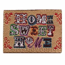 Dolls House Miniature Home Sweet Home Welcome Mat (nw12)