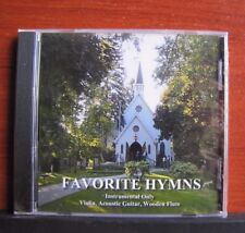 Favorite Hymns: Instrumental - *New* 2008 CD - Rhythmic Medicine