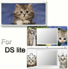 Cat Cute Pet NEW SKIN VINYL DECAL STICKER COVER #5 for Nintendo DS Lite