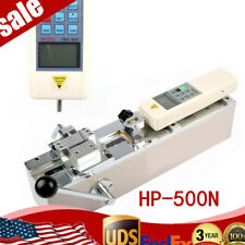 Hp-500N Manual Horizontal Digital Push-pull Meter 500N Pull Force Tester Usa