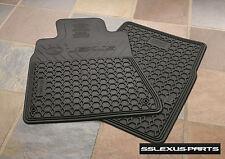Lexus IS250C IS350C (CONV.)(2010-2014) OEM ALL WEATHER FLOOR MATS PU320-4011D-C1