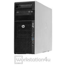 Gioco PC HP Z620 Workstation Intel Xeon E5-2670 24GB RAM 250 GB HDD