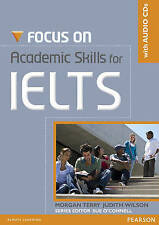 Focus on Academic SKills for IELTS Student Book with CD by Pearson Education