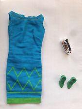 ORIGINAL BARBIE VINTAGE CLOTH # 1620 Junior Designer