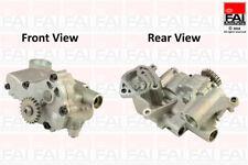 Oil Pump To Fit Audi A3 Sportback (8Pa) 2.0 Tfsi (Cawb) 09/04-03/13 Fai Auto
