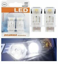 Sylvania LED Light 3157 White 6000K Two Bulbs DRL Daytime Running Replacement OE