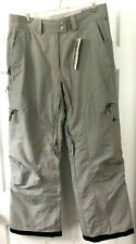 Womens Oxide Snow Boarder Ski Lining Insulated Pants Ii Gray Size Medium Nwt $89