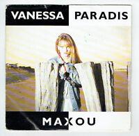 Vanessa PARADIS Vinyle 45T MAXOU -LE BON DIEU EST UN MARIN -POLYDOR 87124 Reduit