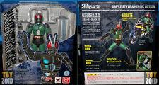 Bandai Tamashii S.H. Figuarts Kamen Masked Rider Black RX Version 2 NEW!