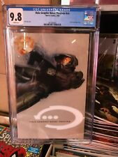 HALO Graphic Novel Preview #NN - 1st Appearance Of Master Chief - CGC 9.8 - 2006