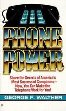Phone Power: How to Make the Telephone Your Most Profitable Business Tool