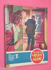 1949. SEXTON BLAKE LIBRARY 201. THE CASE OF THE SECRET AGENT. REX HARDINGE