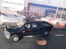 2012 DODGE RAM 2500 CREW CAB Black TRUCK SCALE - NEAR MINT CONDITION