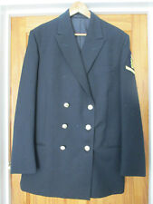 """Royal Navy No.1 uniform jacket and trousers 36"""" chest / 36"""" waist"""