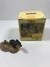 "Vintage Lowell Davis ""Headed Home�. Schmid Figurine 1983 With Box"